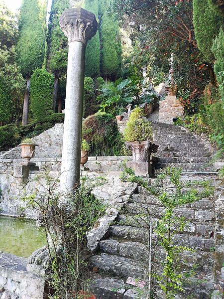 escaliers villa domergue