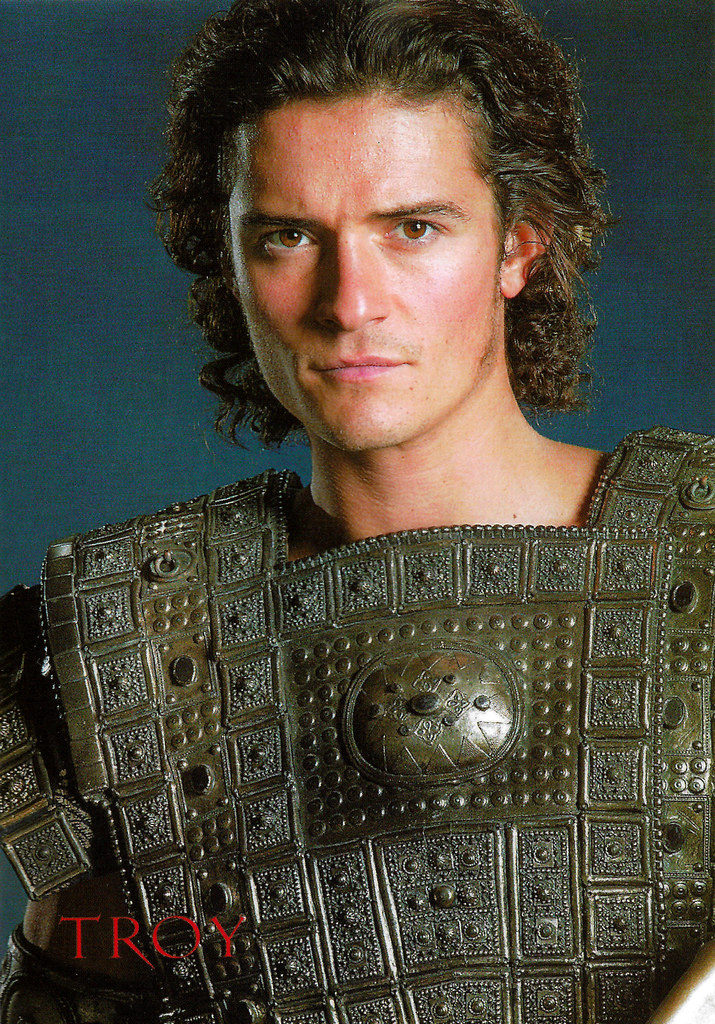 Orlando Bloom In Troy 2004 A Photo On Flickriver