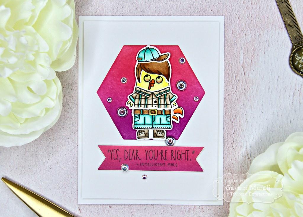 Gayatri Tues card #1
