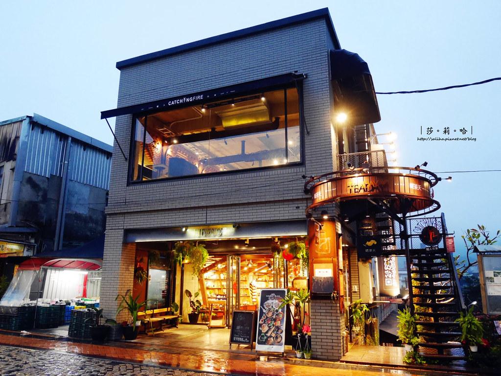 新北鶯歌餐廳美食推薦一日遊行程宜龍喝茶天泡茶下午茶diy午餐 (1)