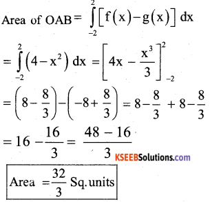 2nd PUC Maths Model Question Paper 1 with Answers - 26