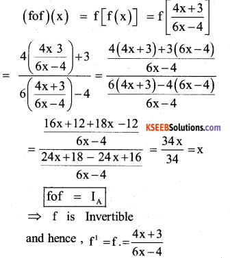2nd PUC Maths Model Question Paper 1 with Answers - 34