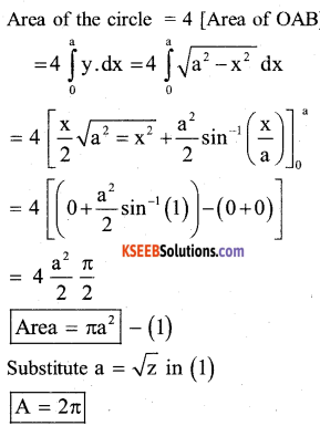 2nd PUC Maths Model Question Paper 1 with Answers - 45