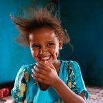 Keep on smiling - M'bera Refugee Camp, Mauritania