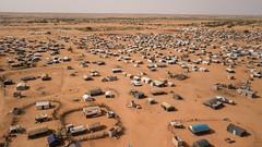 M'bera Refugee Camp Mauritania
