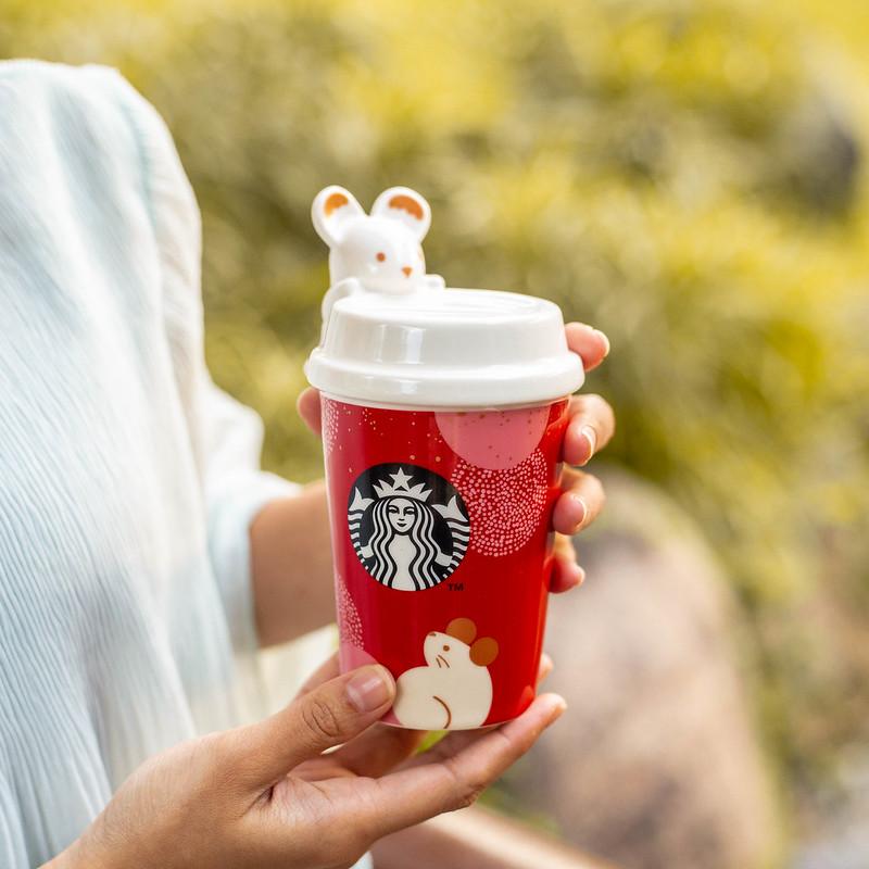 Starbucks® Zodiac Rat Bank