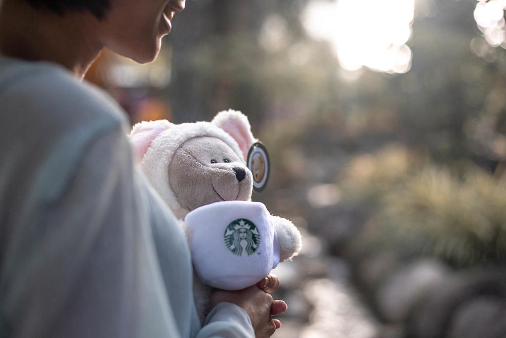 Starbucks® Bearista Bear Rat
