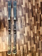 prodám lyže Rossignol - titulní fotka