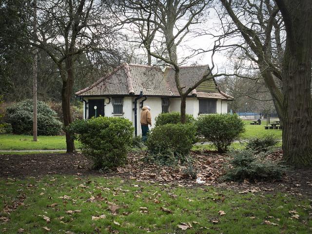 Former Public Toilets, Victoria Park