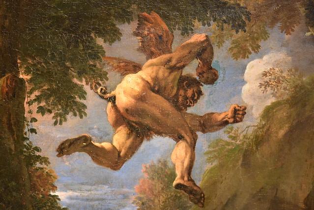 Der Teufel - Sebastiano Ricci