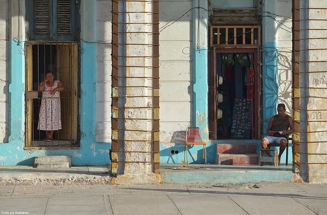 Vidas paralelas (La Habana, Cuba).