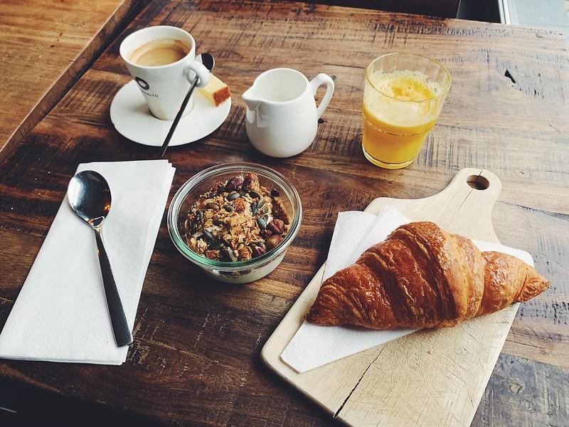 Bryssel kahvila