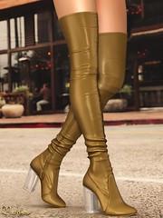 Mutresse@C88 January 2020 - Alexia Boots