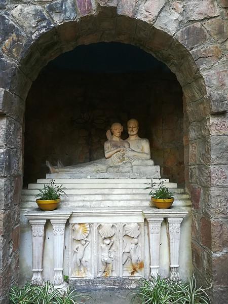 mausolée des Domergues
