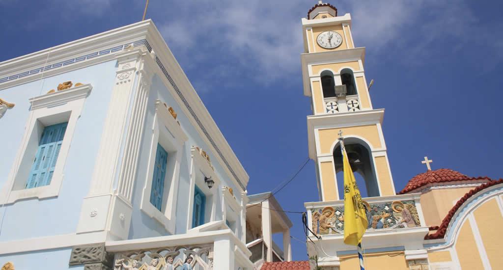 Karpathos met baby: bezoek Olymbos | Vakantie Karpathos