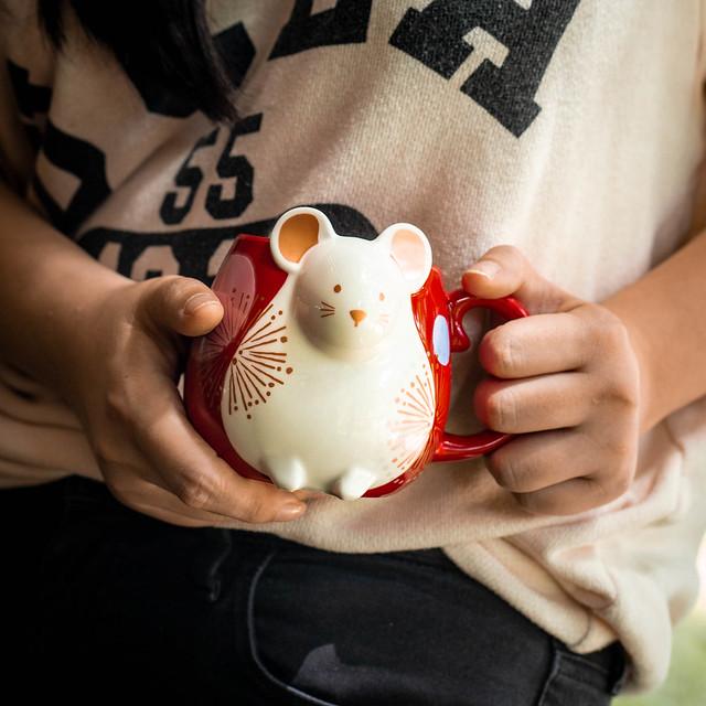 Starbucks® Zodiac Rat Mug