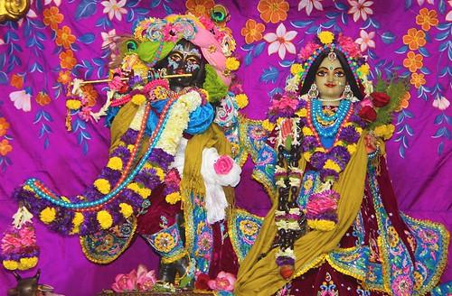 ISKCON Delhi Deity Darshan 07 Jan 2020