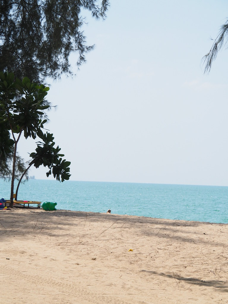 Perfect vacation view in Khao Lak by Business Woman
