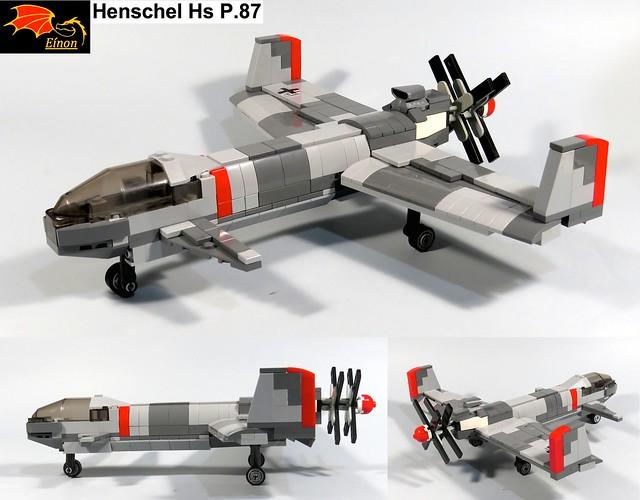 Henschel Hs P.87