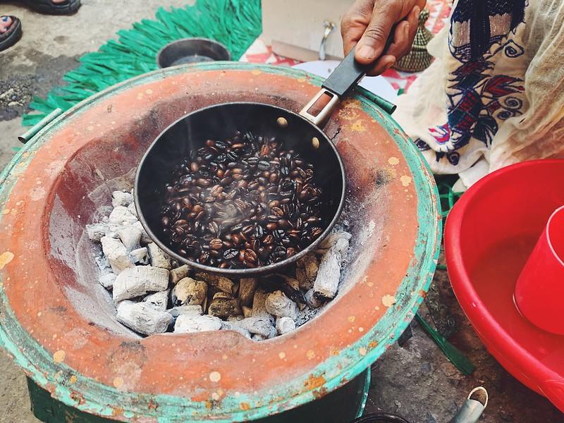 Addis Abeba Etiopia kahvi matkablogi