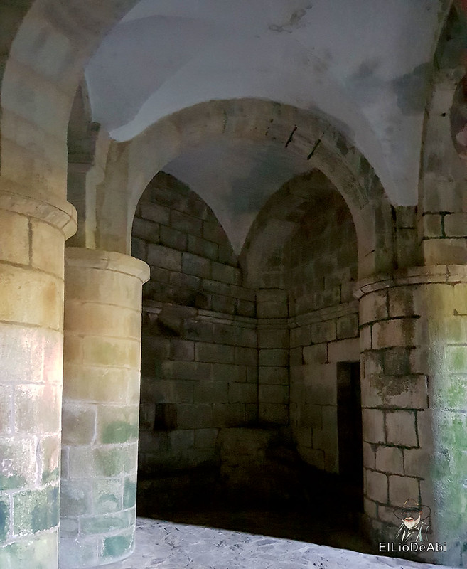 Descubre el Monasterio de San Lorenzo de Carboeiro (3)