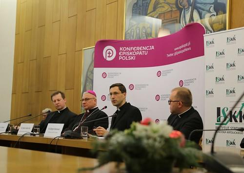 Prezentacja rocznika statystycznego Kościoła katolickiego w Polsce, 7 I 2020 r.