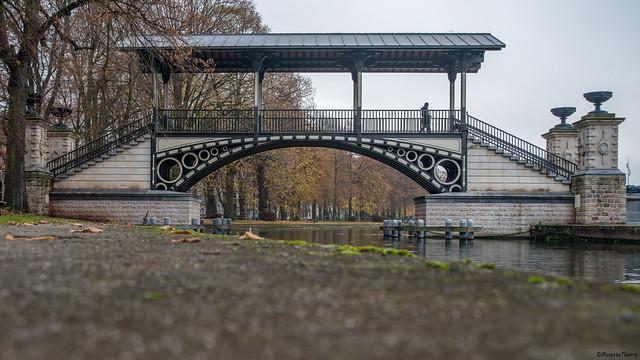 Le pont de napoléon (Lille)