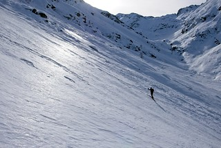 Inverno 2019, Val Vogna verso il Lago Cortese