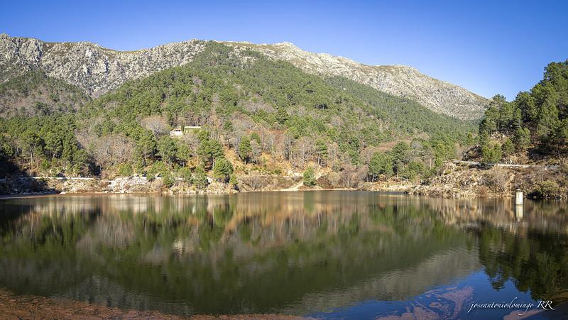 Presa del Horcajo (Piedralaves)
