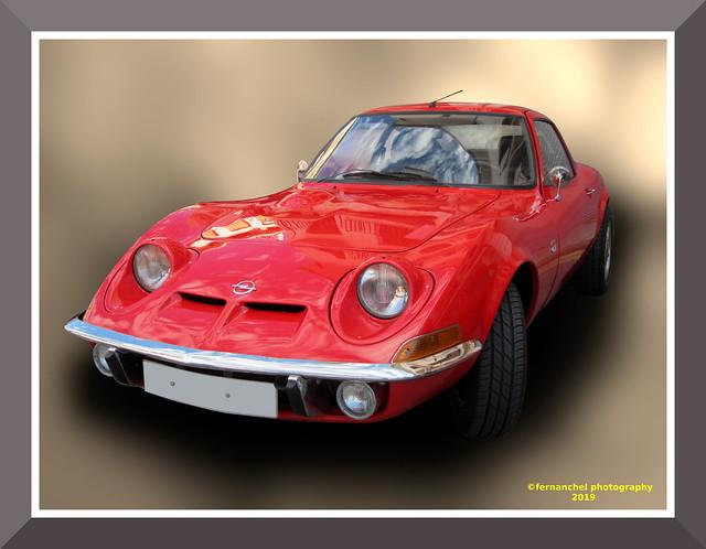 OPEL GT 1900 (1971)