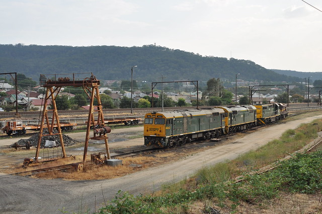 SSR power in Old Yard