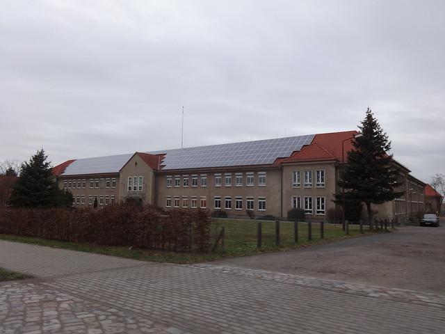 1956/57 Zossen Berufsschule Wilhelm Riemann Gerichtsstraße 39 in 15806