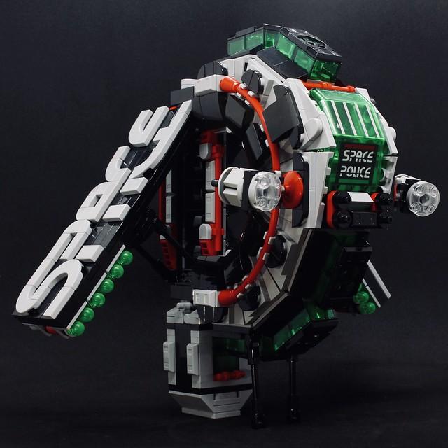 P-Wing Police Cruiser (2020)