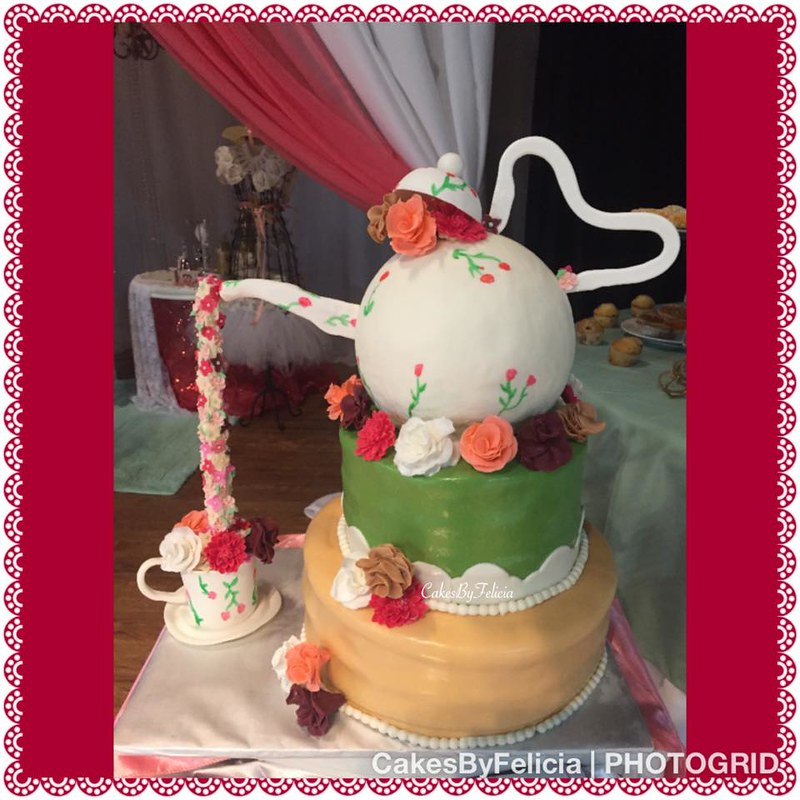 Cake from Cakes By Felicia