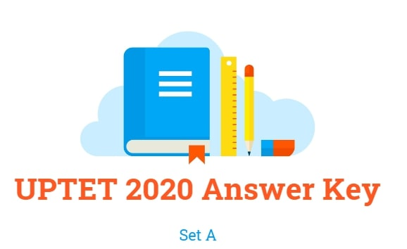 UPTET Answer Key 2020 Set A