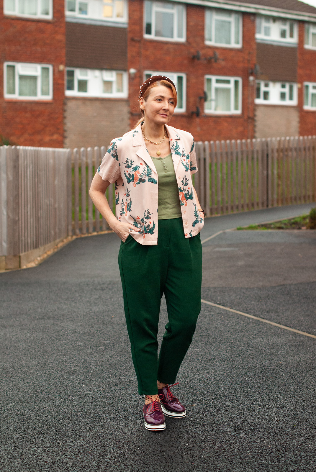 Can You Wear a Pyjama Top as Outerwear? | Not Dressed As Lamb, style for over 40 women