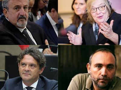 candidati primarie centrosinistra