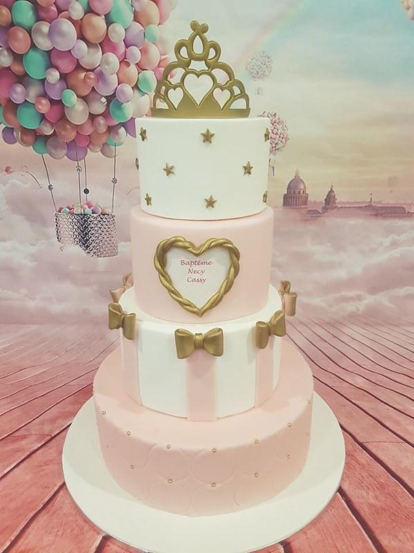 Cake by Les Délices de Sofia