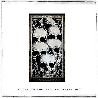 #skullseries #henribanks