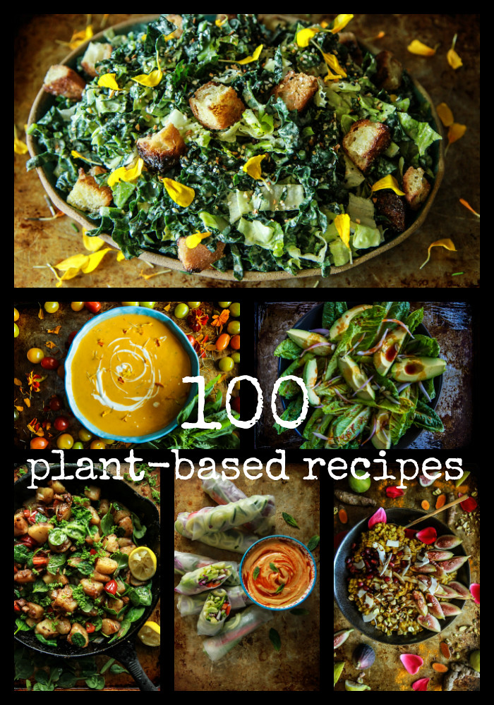 100 plant-based recipes