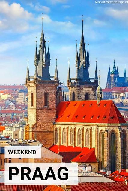 Weekend Praag | Bekijk de leukste tips voor een weekend Praag
