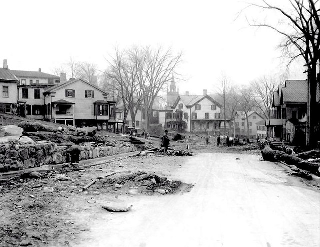 Academy/Division St. Construction 1920