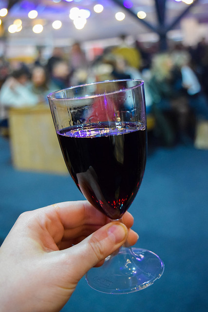 Bordeaux Wine at Taste of London, Winter 2019