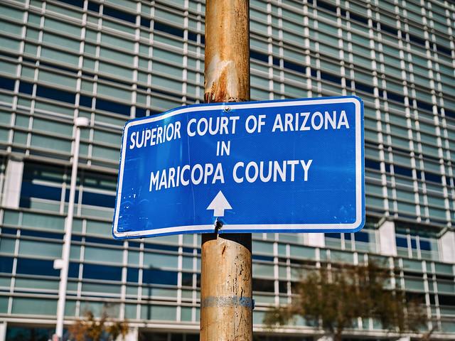 Superior Court of Arizona in Maricopa County