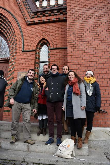 42e rencontre européenne de Taizé à Wrocław