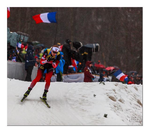 Biathlon 2019 Le Grand Bornand