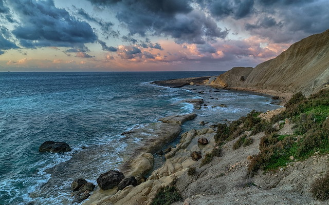 Morgens am Meer [Gozo - Malta]