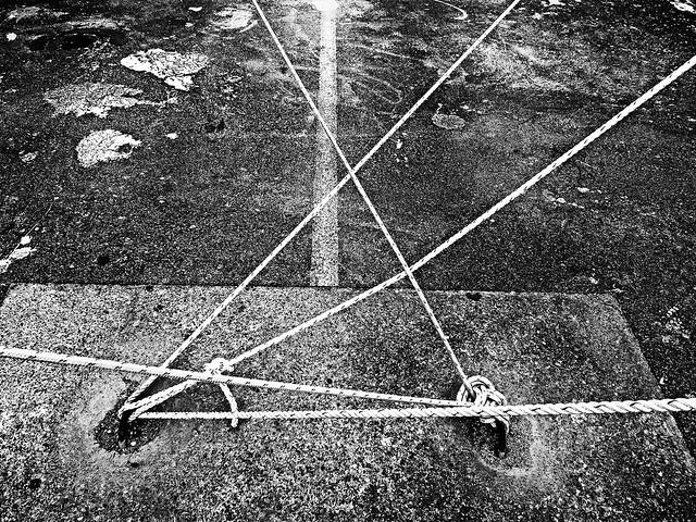 geometría en ByN.