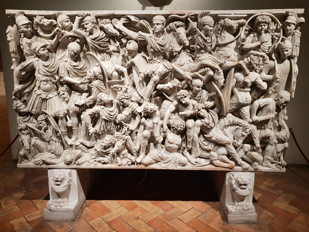 Grand Ludovisi Sarcophagus 05