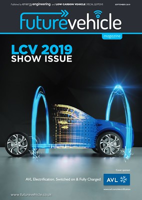 LCV 2019 Show Issue front cover